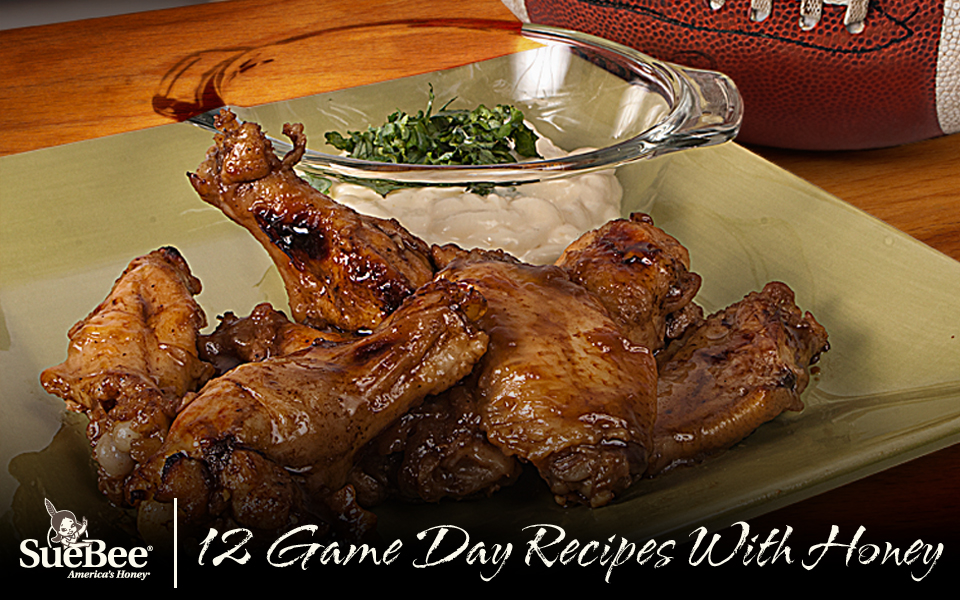 12-Game-Day-Recipes-With-Honey