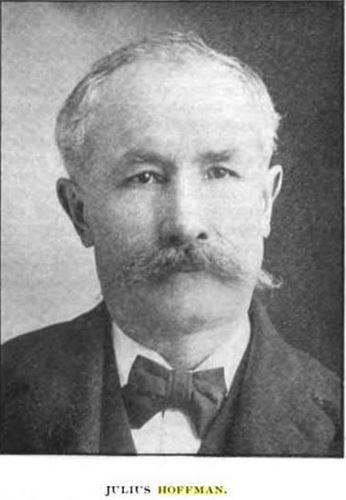 julius hoffman